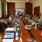 اجتماع موسع للإعلام والتوعية بصندوق الضمان الاجتماعي