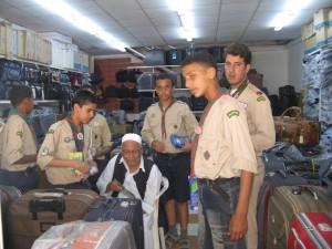 توعية المواطن من الانشطة الفعالة لوحدة الاعلام والتوعية فرع بنغازى