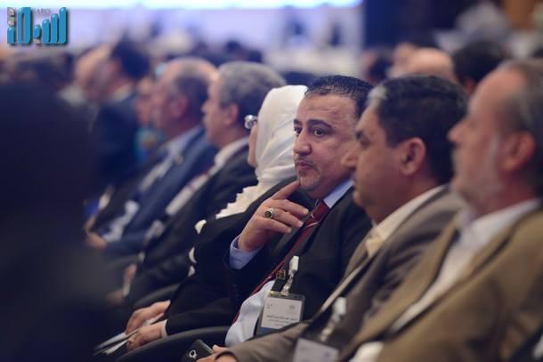 مشاركة الوفد الليبي بالمنتدى العربي الثاني للتنمية والتشغيل