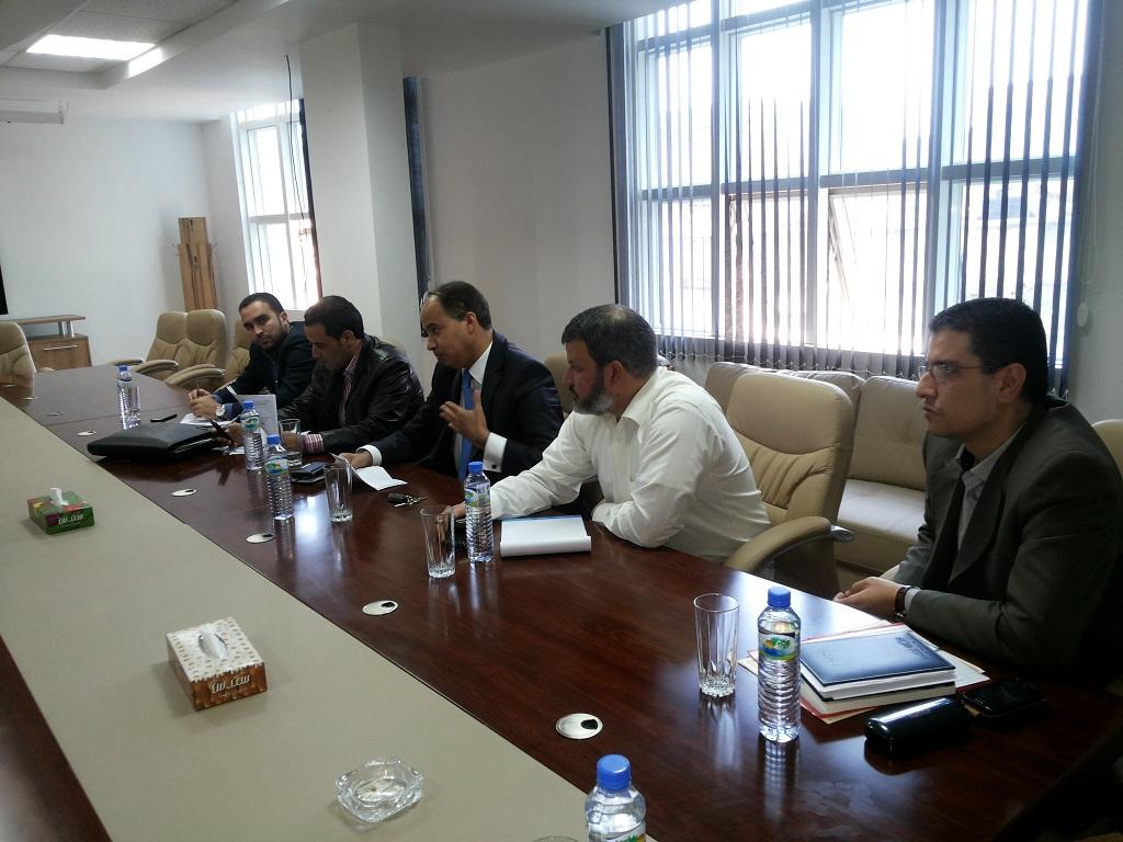 اجتماع لجنة التخطيط الاستراتيجي