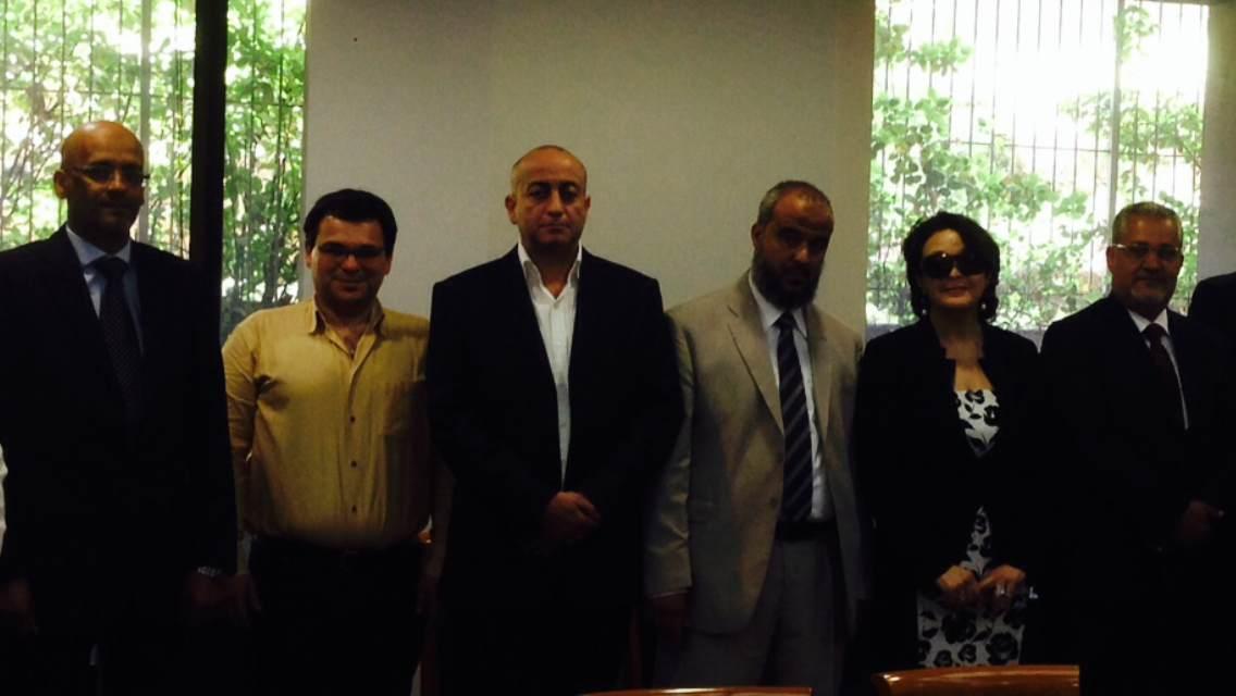 اجتماعات اللجنة الليبية اليونانية المشتركة