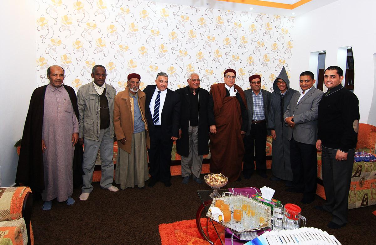 صندوق الضمان الاجتماعي يكرم الفائزين بمسابقة الشيخ سعد الفاخري القرآنية