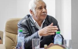 لقاء برئيس مجلس إدارة جمعية رابطة المتقاعدين ـ ليبيا