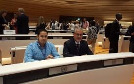 حوار مع مدير مكتب العلاقات الدولية الأستاذ بالصندوق: الأستاذ أحمد المشيطي