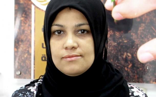 فاطمة النعمي:نجاحنا سينعكس على كافة أقسام التفتيش بالصندوق