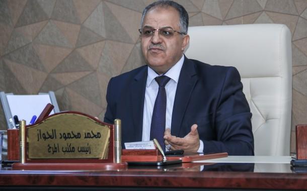 لقاء حصري مع الاستاذ محمد الحواز