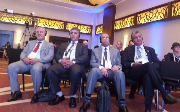 أحمد المشيطي:المشاركة كانت ناجحة وقد حققت العديد من النتائج
