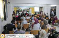 إدارة الإعلام تشارك في فاعليات الندوة العلمية في جامعة بنغازي