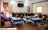 فريق عمل إدارة الشؤون الإدارية والخدمات يصل لفرع مصراته ويستقبل أيضا فرع الجفرة