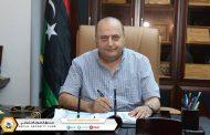 السيد رئيس مجلس الادارة والمدير العام للصندوق يعتمد نتائج العقود التدريبية