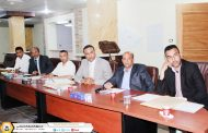 عدد من القنوات الفضائية ووكالات الإنباء تواكب العمل بفرع الصندوق طرابلس