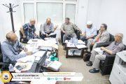 لجنة التطبيقات الفنية تواصل اجتماعاتها
