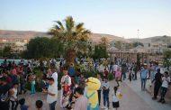 مشاركة صندوق الضمان الاجتماعي فرع درنة بافتتاح المقهى الصيفي بفندوق لؤلؤة درنة السياحي