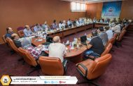 انعقاد اجتماعات الميزانية التقديرية لصندوق الضمان الاجتماعي للعام 2018 لفرعي النقازة و الزاوية