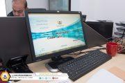 ادارة الشؤون الادارية والخدمات تبدأ العمل بمنظومة الأرشيف وتداول الملفات