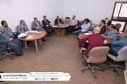 فريق متابعة المنظمات يناقش عروض الهيئات والمنظمات الدولية