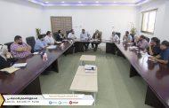 عقد بقاعة المركز الليبي للدراسات والبحوث الاكتورية بمدينة بنغازي