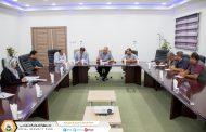 لجنة تأسيس وإنشاء المكتبة الضمانية تسعى لميكنة مشروعها
