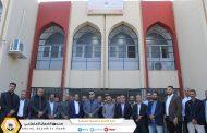 فرع سهل الجفارة يعيد افتتاح وحدة الخدمات الضمانية الماية