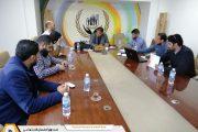 الاجتماع الأول لأعضاء لجنة الموقع الالكتروني ــ 2019