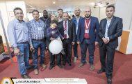 صندوق الضمان الاجتماعي يختتم مشاركته في معرض طرابلس الدولي