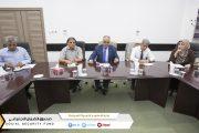 لجنة إنشاء وتأسيس المكتبة الضمانية تعقد إجتماعها الأخير وتستعرض مراحل عملها
