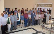 الملتقى الرابع لمسؤولي الشؤون الضمانية ببلدية الاصابعة