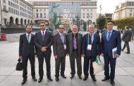 الوفد الضماني مشاركاً في المنتدى العالمي 38 ببلجيكا