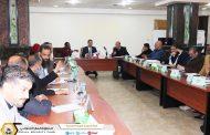 قدوشة مُديراً لفِرع طرابلس - و أولى الاجتماعات