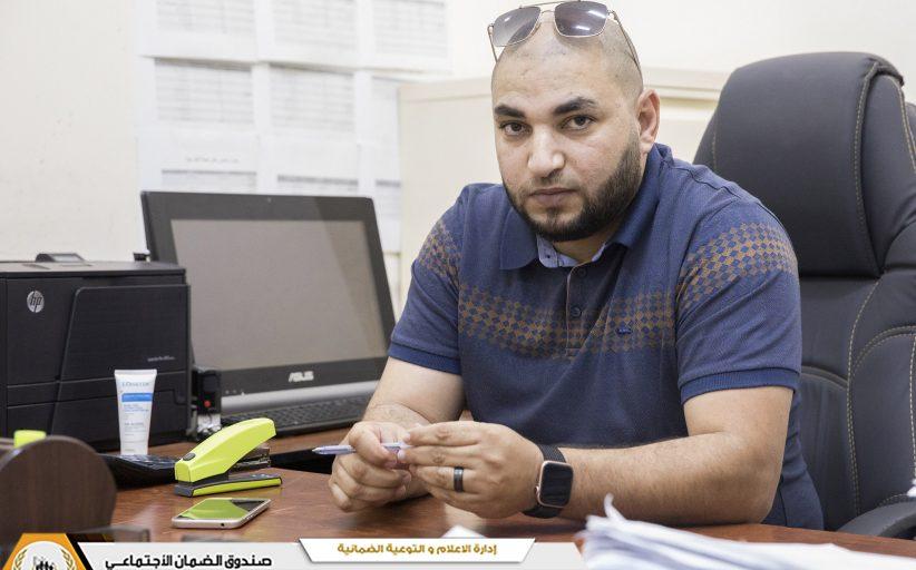 د. محمد الحوتي:منظومة التأمين تفي بتقديم الخدمة والعمل يسري بكفاءة غير مسبوقة