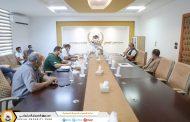 لجنة الطوارئ لمكافحة وباء كورونا ... اجتماع ثالث و متابعة لأخر التطورات