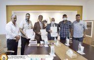 بنغازي الجديدة وتكريم مميــــز لصندوق الضمان الاجتماعي
