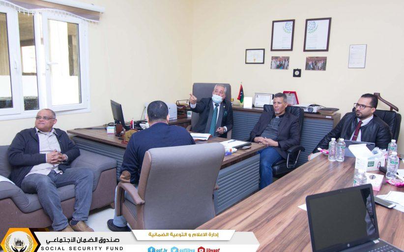 خطى حثيثة نحو إدراج الليبيين العاملين بالخارج