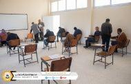 لجنة متابعة سير الامتحانات تنتهي من فروع بنغازي والمرج ... والانطلاق شرقاً لاستكمال الرحلة