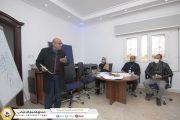 الجودة تلتقي نظرائها ـ شرق بنغازي