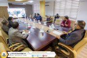 الضمان الاجتماعي وشركة هاتف ليبيا تعاون مرتقب لخدمة المضمون