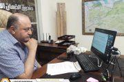 التواصل الدولي بين صندوق الضمان الاجتماعي الليبي والجمعية الدولية للضمان الاجتماعي