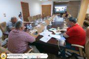 لجنة الطوارئ وإجراءات حازمة ، تحسباً لوضع وبائي أشد خطورة